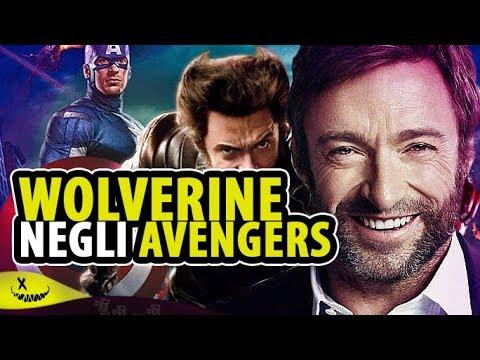 Avengers Crossover: Hugh Jackman Tornerà ad Essere Logan Nel MCU?
