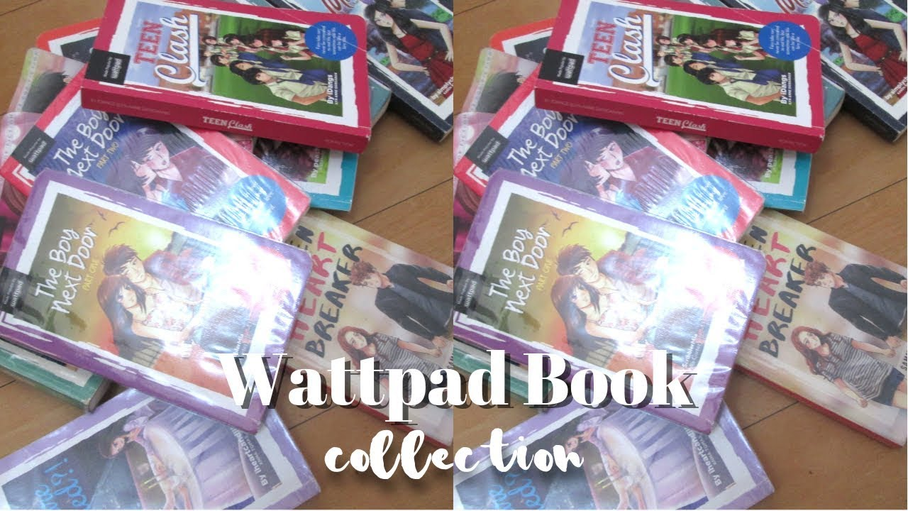 Pop Fiction Wattpad Book Collection 2017 Philippines Youtube