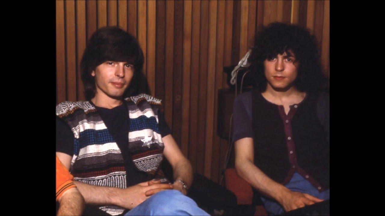 Marc Bolan & Tony Visconti In The Studio Impersonating Bob Dylan ...