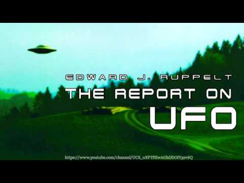 The Report on UFO [Audiobook part 1] by Edward J. Ruppelt