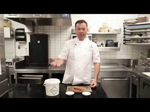 Chef's Tip - How To Season Your Salmon With David Hawksworth