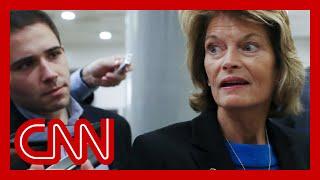 GOP senator explains why she's voting for Biden nominee