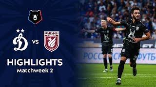 Highlights Dynamo vs Rubin (0-1)