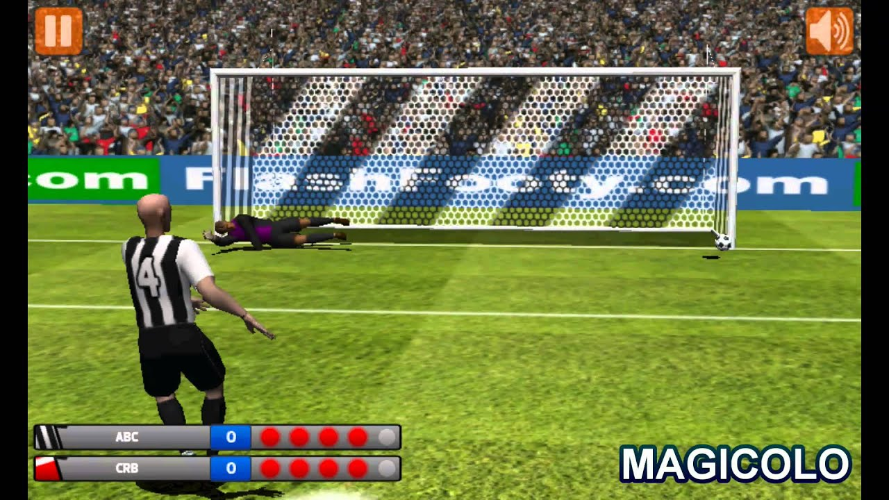 3D Penalty Fever Brazil Y8 Game to Play online on y8