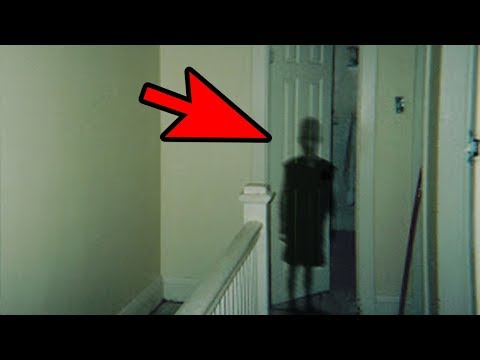 Real Ghost Caught On Camera? Top 5 Scary Haunted Houses