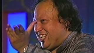 ustad nusrat fateh ali khan live qawwali kinna sona tenu rabne