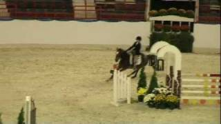 2010 NAL pony jumper final Ever After aka Reggie