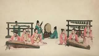 Dàn nhạc truyền thống Bảo tàng Hà Nam Trung Quốc hoà tấu Vô Ki 《无羁》古乐演奏