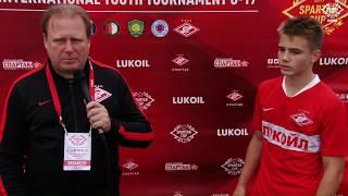 Feyenoord – Spartak: post-match comments