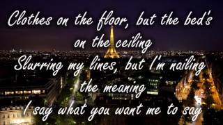 Silvertongue - Young The Giant (Lyrics)