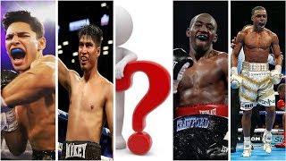 5 Boxer, die JEDER kennen sollte! (aber keiner kennt!)
