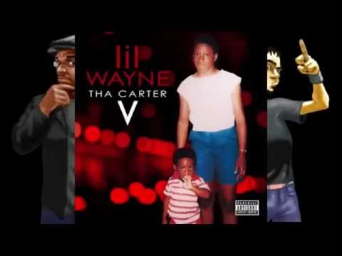 Tha Carter V Album Cover [and other silly album covers] (Goin' Off Snippet)