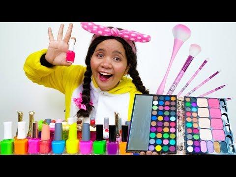 Linda Pretend Play Makeup Toys