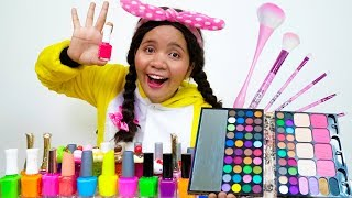 Linda Pretend Play Makeup Toys