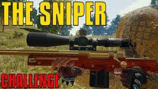 The Sniper Challenge | PUBG