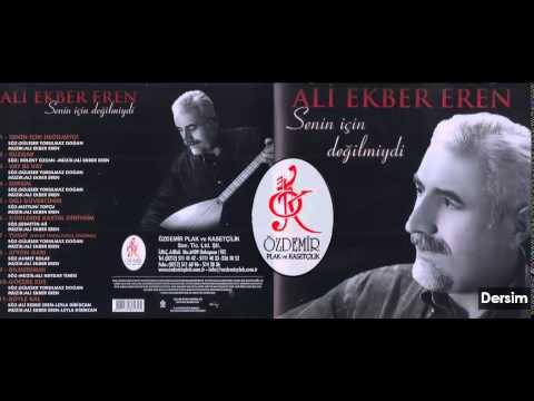 Dersim   Ali Ekber EREN
