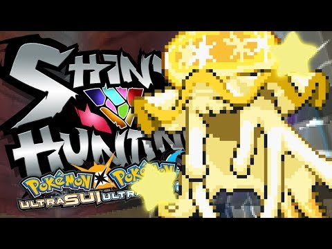 🔴LIVE Soft Resetting For Shiny Nihilego In Pokemon Ultra Sun And Ultra Moon!