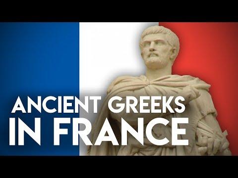 The Ancient Greek City-State of Massalia/Marseille