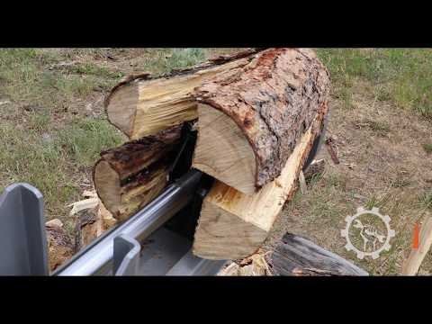 25 ton Log Splitter - 2017