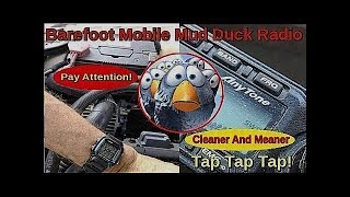 LIVE Barefoot Mobile Mud duck Radio InThe Desert And Friends Videogate.