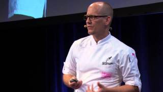 The reinvention of the classic ice-cream popsicle | David Marx | TEDxBerlin