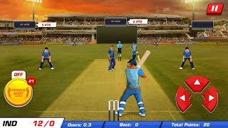 Power Cricket T20 2018 Android Gameplay HD - Free Best Games for Kids to Play