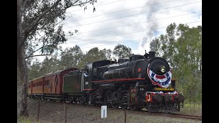 QPSR Troop Train - 10/11/2018 - Part 1 of 2