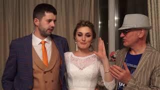 Отзыв со свадьбы о ведущем Романе в Солнечногорске.