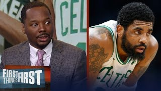 Celtics are on life support after GM 4 loss to Bucks - Vincent Goodwill | NBA | FIRST THINGS FIRST