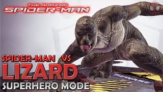 The Amazing Spider-Man ● Spider-Man VS. Lizard [1080p]