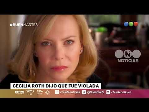 """Cecilia Roth: """"A mí me violaron en Madrid"""" – Buen Telefe"""