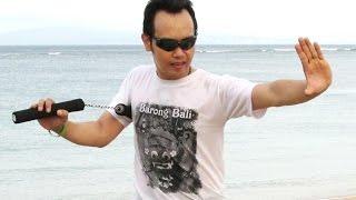 Video NUNCHAKU Inc Training - Sindhu Beach Bali - NUNCHUKS Bruce Lee [HD] download MP3, 3GP, MP4, WEBM, AVI, FLV Desember 2017
