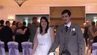 Mr & Mrs Rankin's Wedding Highlights 23/11/2019