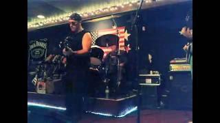 Gambar cover Sandro Eristavi - bass. Blues Jam at Chaser's lounge 9/26/16