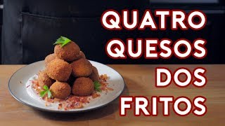 Download Binging with Babish: Quatro Quesos Dos Fritos from Psych Mp3 and Videos