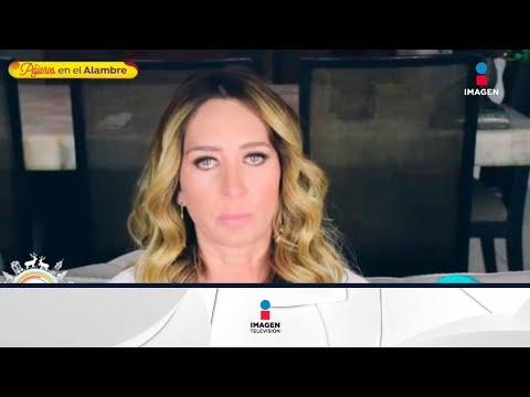 ¡Geraldine Bazán responde ante su separación con Gabriel Soto! | Sale el Sol