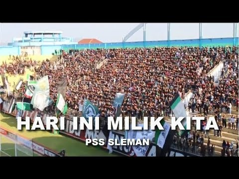 [CHANTS] HARI INI MILIK KITA + Lirik - Pss Sleman