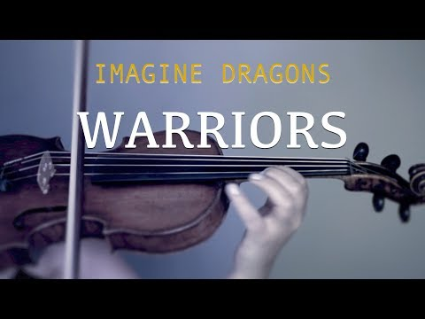 Imagine Dragons - Warriors for violin and piano (COVER)
