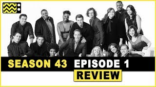 Saturday Night Live Season 43 Episode 1 Review & AfterShow | AfterBuzz TV