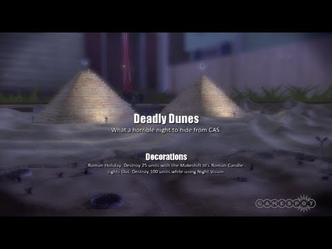 Toy Soldiers: Cold War - Deadly Dunes Level 8 Walkthrough (Xbox 360)