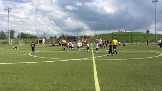 2017 World Dwarf Games - Soccer Open Division Bronze