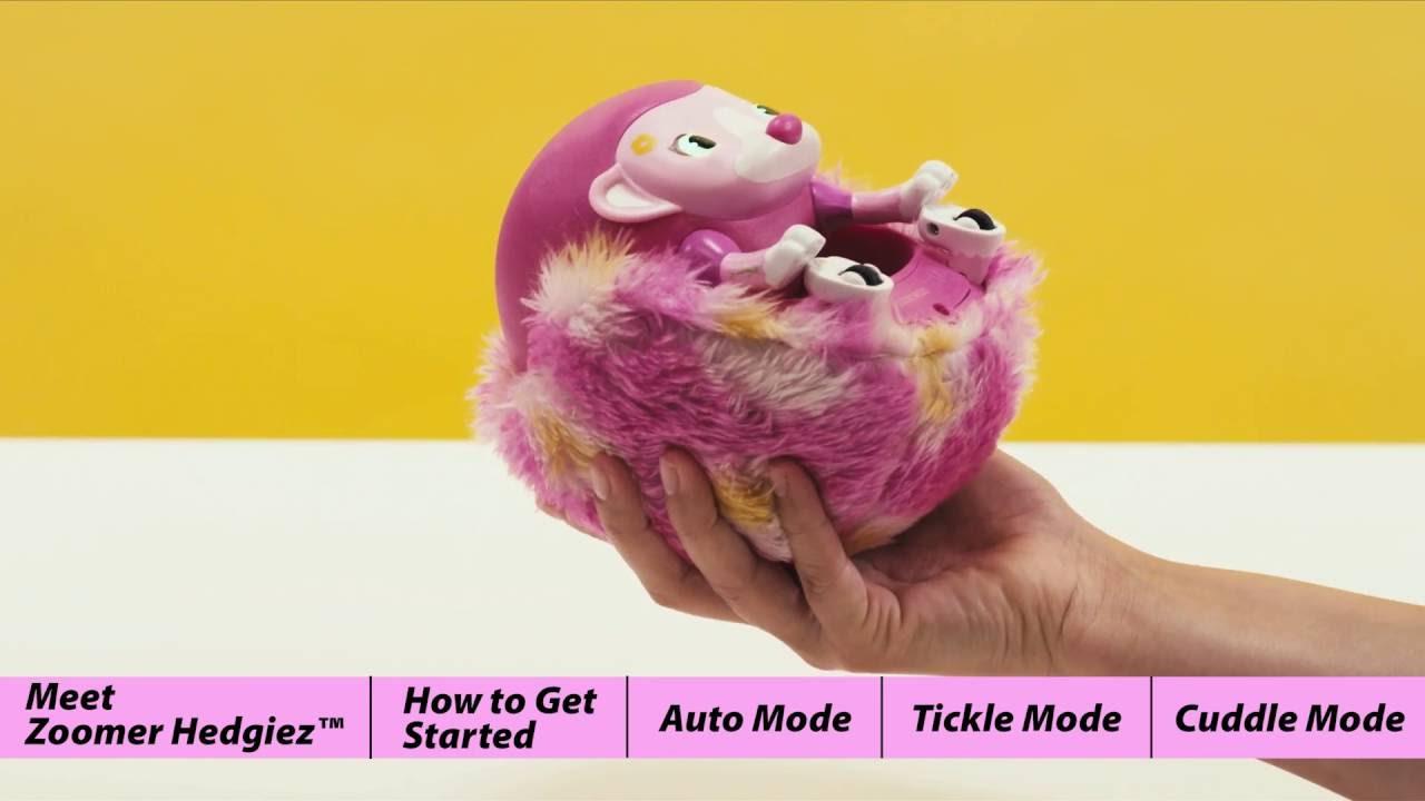 3912cc6352 Cobi Zoomer Ježko Whirl - Interaktívna hračka
