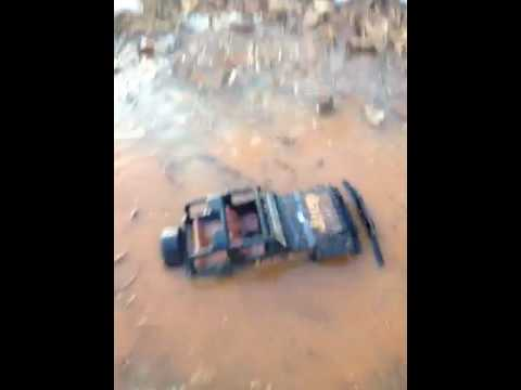 Walmart Rc Jeep New Bright Is Water Proof Youtube