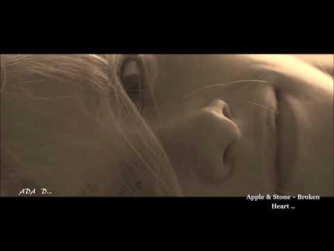 Apple & Stone Ft Julie Diamond – Broken Heart  New  MashUp DJ ALwei