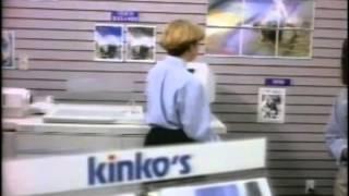 Kinkos - TV commercial 1992 thumbnail
