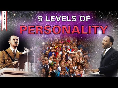 5 Levels Of Personality Growth