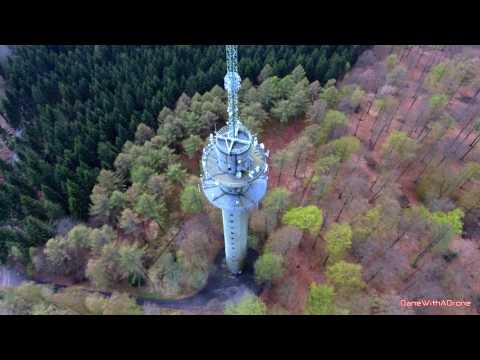 DaneWithADrone - Radio Chain Tower, Denmark