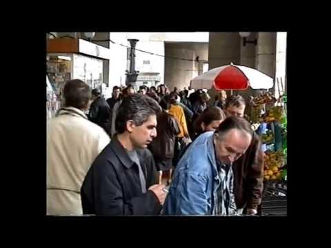 Nostalgia Moscow - ностальгия Москва 1998