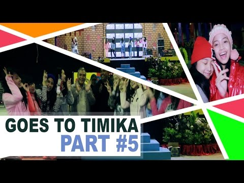 Teenebelle Goes To Timika, Papua #Part5