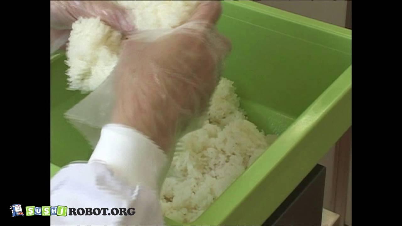 how to make nigiri rice
